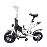 Wholesale 14 Inch 25km/H Folding Electric Bike With Lithium Battery from china suppliers