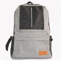 Wholesale Outdoor Reflective Laptop Travel Backpack With Headphone Hole from china suppliers