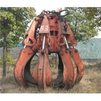Wholesale 2.5m³  Electro Hydraulic Orange Peel Grab / Electrical Hydraulic Scrap Grabs from china suppliers