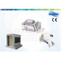China Pain Free Portable Diode Laser Hair Removal Machine For Face / Arms / Chest wholesale