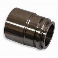 China Precision Turned Part, Made of Aluminum, Available with Hard Coat Anodized Surface Finish on sale