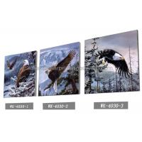 Wholesale Frameless PET 3d Lenticular Image / Animal 3d Lenticular Christmas Cards For Decoration from china suppliers