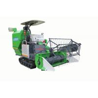 Buy cheap Nongyou 4LZ-2.2Z crawler type rice and wheat combine harvester, grain harvesting machine from wholesalers