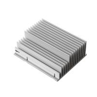 Wholesale Electric 50w Aluminium Led Profiles Industrial Use , Extruded Heat Sink Profiles from china suppliers
