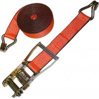 China Ratchet Tie Down With Double Wire Hooks on sale