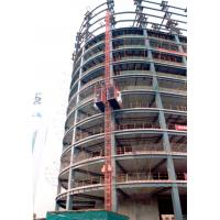 Wholesale Painted Personnel Material Hoist / Material Handling Lift from china suppliers