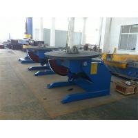Buy cheap Double Gear Electric Rotary Pipe Welding Positioners for Pipe Powered Tilting / from wholesalers