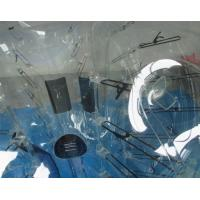 High Performence Transparent Inflatable Bubble Ball / Hamster Ball Popular Adults Soccer Sports