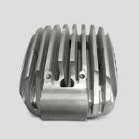 Wholesale Corrosion Resistance Short Run CNC Machining Aluminum Led Light Heatsink from china suppliers