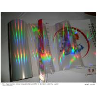Wholesale holographic  transparent hot stamping foil from china suppliers