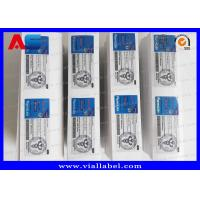 Buy cheap Pharma Lab Peel Off 10ml Vial Labels Metallic Printing For Bodybuilding Steroids Injection Vials from wholesalers