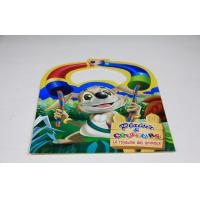 Buy cheap Kids Saddle Stitch Book Binding Perfect Binding / Coloring Book Printing from wholesalers