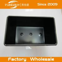 Wholesale Non-Stick Corrugated Toast aluminium Loaf pan-toast bread baking pan with lid from china suppliers