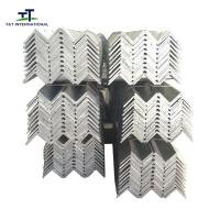Wholesale Building Galvanized Steel Angle Plain Ends Small Tolerance Customized Size from china suppliers