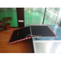 Wholesale Electrical foldable bus wheelchair ramp(BWR300) from china suppliers
