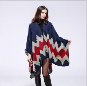 Quality Fashional good quality Europe and USA style stripe printed shawl for sale
