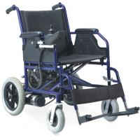 Wholesale Cheap Foldable Power Electric Wheelchair for mobility use from china suppliers