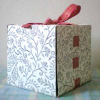 Wholesale metal decorative gift packing pot from china suppliers