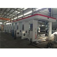 Wholesale Plastic Packing Bag Rotogravure Printing Machine ±0.5kgf Tension Control Precision from china suppliers