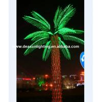 Wholesale led artificial palm tree outdoor from china suppliers