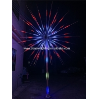 Buy cheap outdoor landscape lighting led firework lights from wholesalers