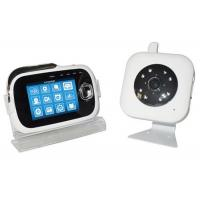 portable color lcd 2 4ghz usb digital wireless video home baby monitor audio of china homealarm. Black Bedroom Furniture Sets. Home Design Ideas