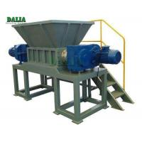 Wholesale Steel / Plastic Single Shaft Shredder Machine 45KW Power Reliable Utilization from china suppliers