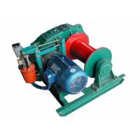 Electric Winch: Electric Winch On Tractor on