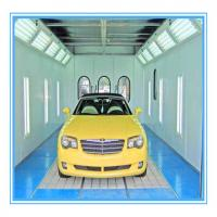 Wholesale Economical Car Painting Spray Booth JZJ AS1000 from china suppliers