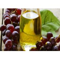Yellow Oild Liquid Grapeseed Oil For Cooking Cosmetics And