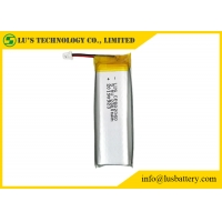 Wholesale Not Rechargeable Prismatic Limno2 Battery CP802060 2300mah from china suppliers