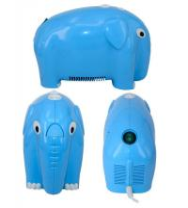 Portable Asthma Pediatric Compressor Nebulizer Machine with Mask and Kits