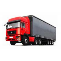Buy cheap 6x4 Drive Type SHACMAN Heavy Duty Dump Truck For Semi Trailer Mover from wholesalers