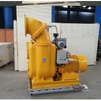 Wholesale Non Clog Sewage Centrifugal Self Priming Water Pump With 2 Wheels Trailer from china suppliers