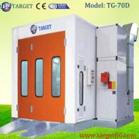 car spray booth with rock wool panel  TG-70D