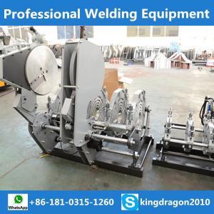 hydraulic butt fusion welding machine