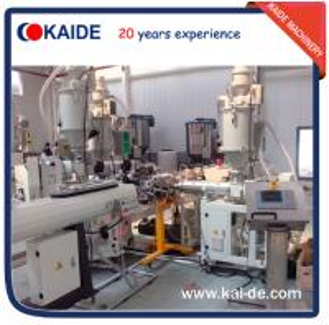 Plastic extruding machine for EVOH/Eval oxygen barrier pipe KAIDE extruder