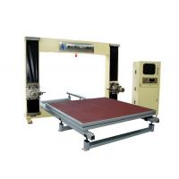 Moved Work Table Vertical Computerized CNC Fast Wire Contour Cutting Machine  For Phenol Foam