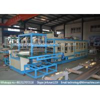 Buy cheap China plastic PS foam clamshell take-out food containers machinery from wholesalers