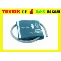 China Single Hose Large Adult NIBP Cuff /  Medical Blood Pressure Cuff Without Connector wholesale