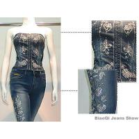 Wholesale BiaoQi Jeans 82172 from china suppliers