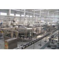 Bottled water filling line