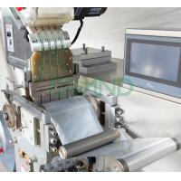 Wholesale NSL -160B Automatic Capsule Strip Packing Machine PLC Control System from china suppliers