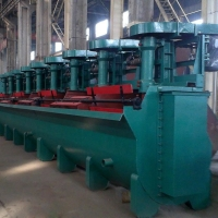 Wholesale Zinc Ore SF Series Mechanical Flotation Cell from china suppliers