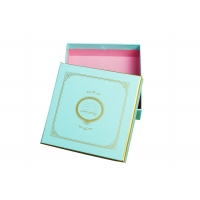 Buy cheap 4C Color Offset Printing 200gsm Cardboard Gift Boxes With Lids from wholesalers