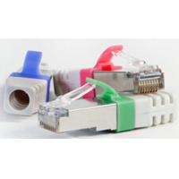 Wholesale Advanced RJ45 Cat6a shielded Plug JA-6504A from china suppliers