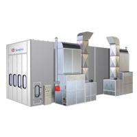 Wholesale Water Curtain Spray Booth from china suppliers