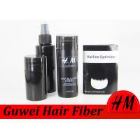 2nd Generation Hair Filler Powder , Anti Hair Loss Fibers For Hair Styling