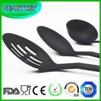 Buy cheap Hot Selling Colorful Kitchen Silicone Spatula Set with food grade material from wholesalers