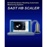 Automatic Measuring System 31 - 650HBW Brinell Hardness Testing 0.1HBW Resolution